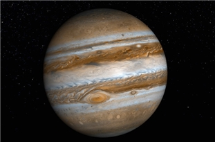 Jupiter: Solar System's Mightiest Storms