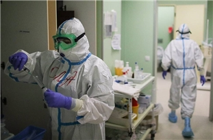 Russia Again Reports Record-High 174 Coronavirus Deaths in 24 Hours