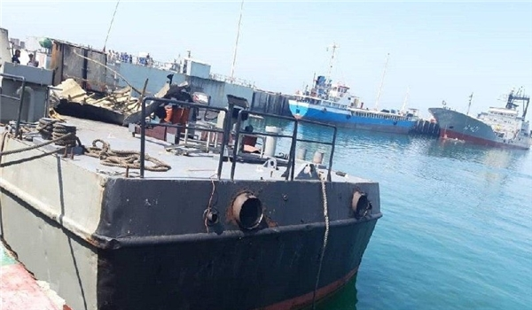 19 Martyred, 15 Injured in Incident for Iranian Navy Vessel in Sea of Oman