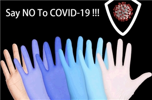 Knowledge-Based Firm in Iran Launches Production Line of Latex Gloves to Control Coronavirus Epidemic