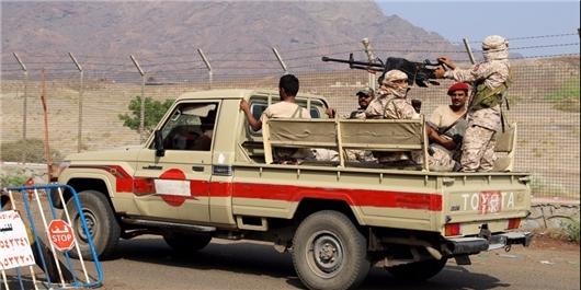 گروه های مسلح یمن