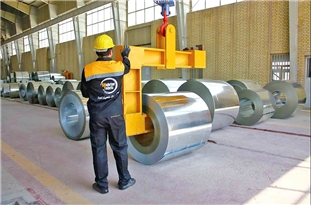 Iran Planning 33mln Ton Steel Production in Current Year