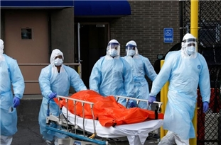France's COVID-19 Death Toll Up by 66 to 28,596
