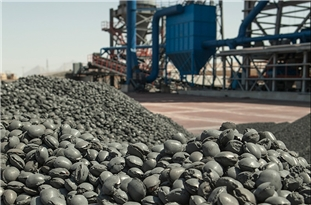 Iran Produces over 2.5mln Tons of Sponge Iron in One Month