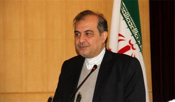 Official: Iran, Russia, Syria to Continue Strategic Anti-Terrorism Cooperation