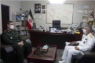 Commander: Army, IRGC Navies' Firm Determination Foils Enemies' Plots