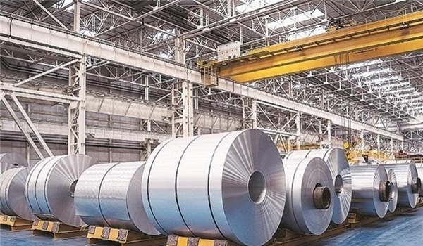 Iran Produces over 2.3mln Tons of Steel Ingot in One Month