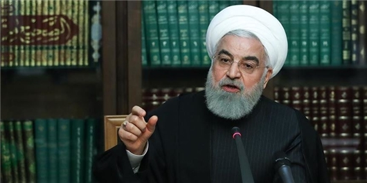 Iranian President Asks for Continued Meeting of Health Protocols to Prevent Spread of Coronavirus