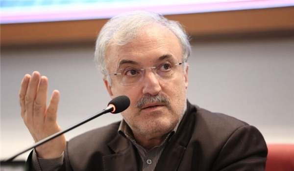 Minister: Iran Decreases Imports, Increases Production of Drugs, Medical Equipment
