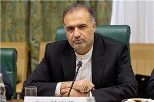 Envoy: Tehran Eyeing to Increase Trade Exchanges with Moscow