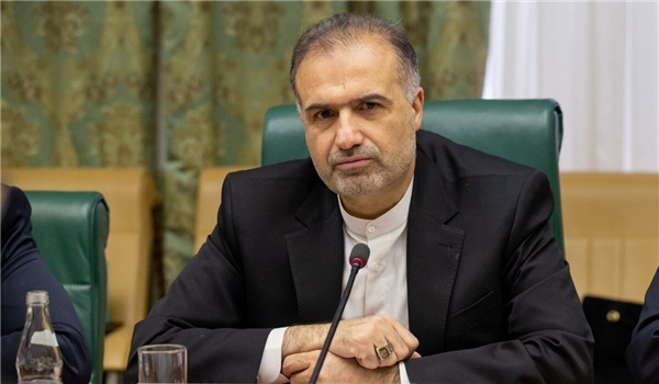 Envoy: US, Israel Resorting to Iranophobia to Carry Out Deal of Century