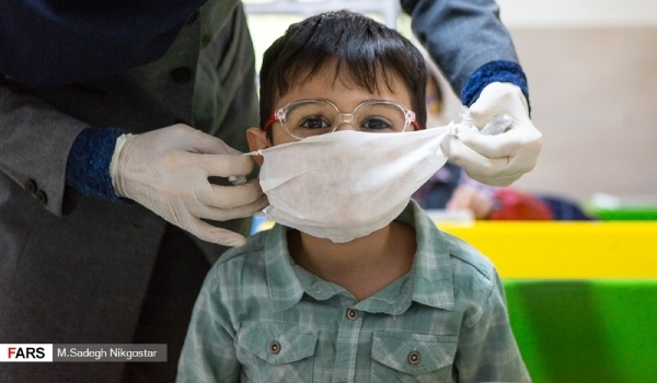 Study: Children Carry 100 Times more SARS-CoV-2 Virus as Adults