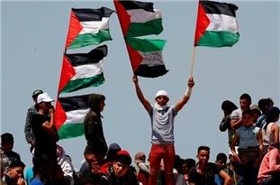 'Deal of Century' to Explode Gunpowder Barrels in Palestine