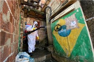 Coronavirus Death Toll in Brazil Nears 23,500