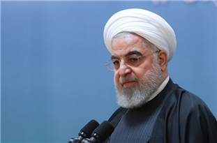 Rouhani: Quds Day Symbolizing Muslims' Steadfastness, Unity, Solidarity