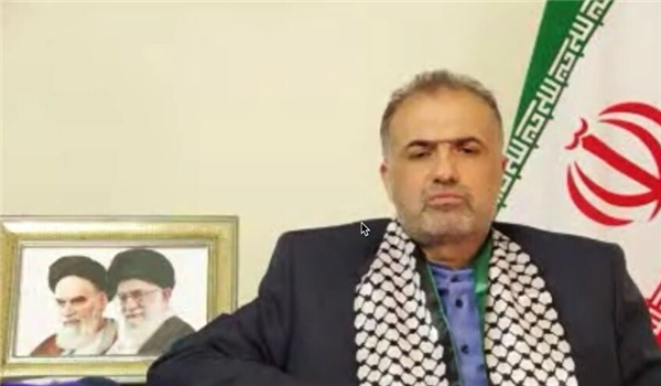 Iran's Envoy: Israel's Expansionism Blocked by Resistance Movement