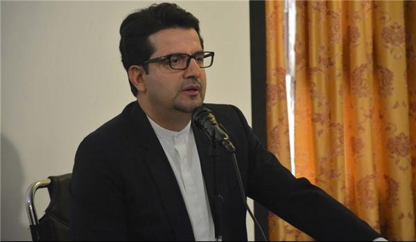 FM Spokesman Blasts Europe's Servility to Zionist Lobby