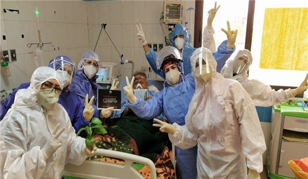 Iran Identifies 2311 New Coronavirus Cases, Reports 82% Outpatient
