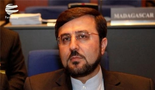 Envoy: Iran Not to Accept Any IAEA Demand Originating from Enemies