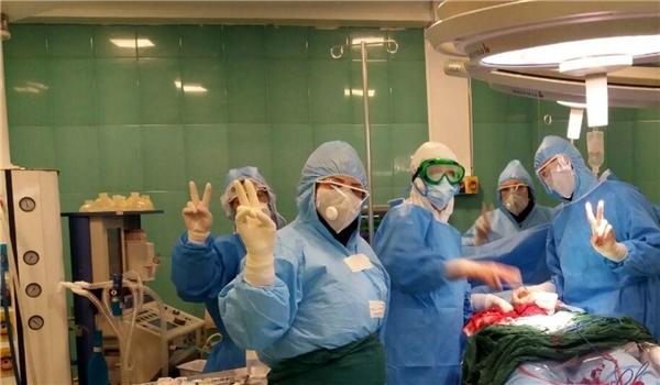 Iran Reports 1869 New Coronavirus Cases, No Deaths in 14 Provinces