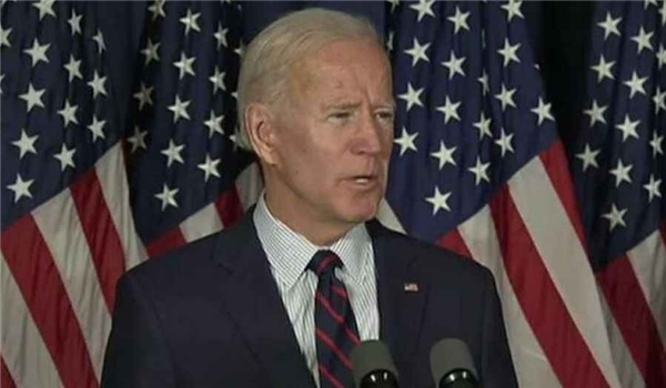 Poll Shows Biden Gained 8-Point Lead over Trump