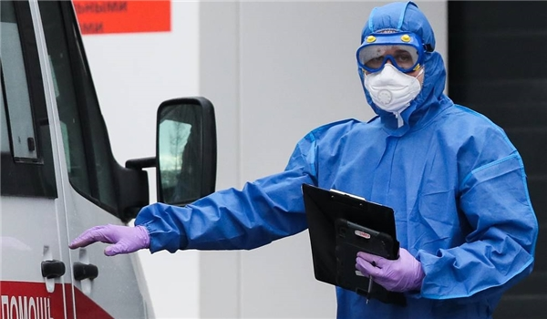Russia Registers Under 10,000 New COVID-19 Cases for 8 Days in a Row