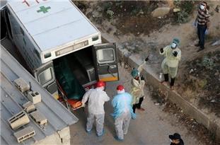 Gaza Reports 1st Coronavirus Death
