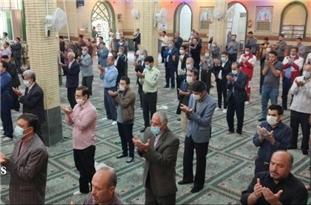 Iranians Hold Eid al-Fitr Prayers with Health Protocols