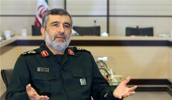 IRGC Commander: No Concern, Iran's Defense at Highest Level