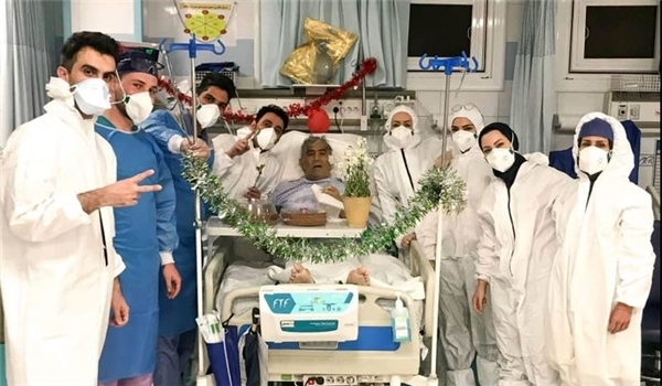Iran Reports 2180 New Virus Infections, 83% Outpatient