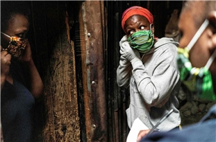 Africa's COVID-19 Cases Top 110,000, Death Toll Nears 3,400