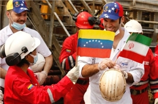 Venezuela: PDVSA Workers Celebrated Arrival of Iranian Tankers