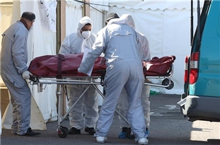 Britain Revises up Coronavirus-Related Deaths to 46,000