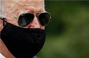 Biden Calls Trump 'An Absolute Fool' for Mocking Him Wearing A Mask