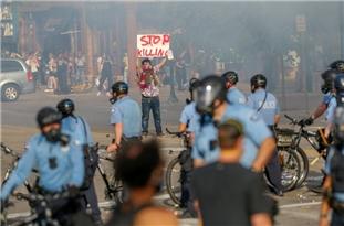 US: George Floyd Protests Marred by Lootings, Fire