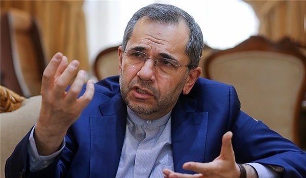 Iran Reminds US of Legal Obligations to Implement JCPOA, Resolution 2231
