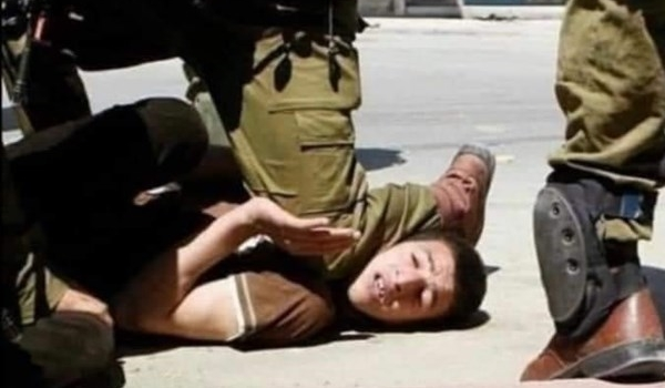 Palestinian George Floyds Ignored by Int'l Community