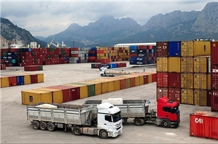 Iran's 2-Month Foreign Trade Value Exceeds $9bln