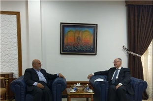 Iran, Iraq Vow to Expand Trade Ties