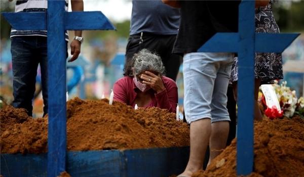 Brazil Reports 2.7mln COVID-19 Cases, 93,500 Victims