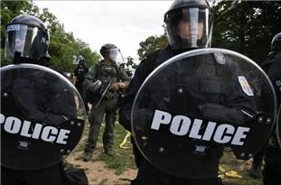 US Capital's Mayor Slams Police Response to Protestors