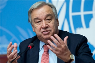 UN Chief Calls for Restraint Amid George Floyd Protests