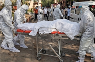 COVID-19 Cases Surpass 200,000 Mark in India, Death Toll 5,815