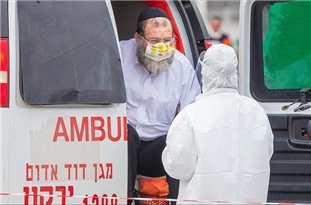 Israel: Highest Daily Spike in Virus Cases Since May 1