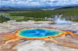 Yellowstone Hotspot May Be Waning