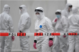 Doctors Union Warns Germany Already Experiences 2nd COVID-19 Wave