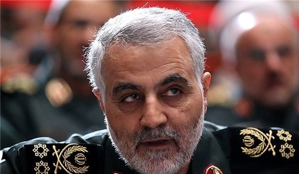 Tehran Calls on World Artists to Design General Soleimani's Statue