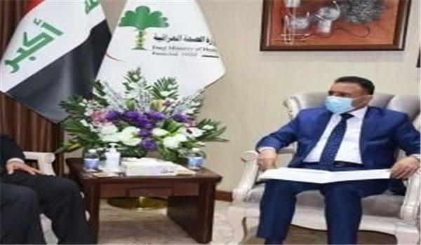 Iran, Iraq Vow to Broaden Health Cooperation