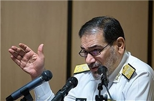 Shamkhani: Zionists Most Concerned over Toppling Racist Symbols