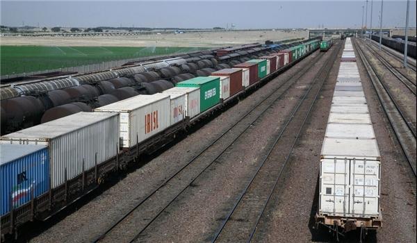 Iran Ups Exports to Azerbaijan by Nearly 180 Percent Via Astara Railway